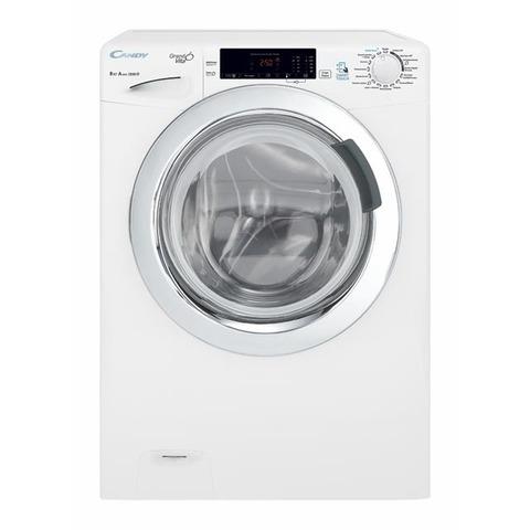 Узкая стиральная машина CandyGrandO Vita Smart GVS44 128TWC3-07