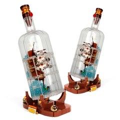 Конструктор BELA Корабль в бутылке 11050 962 дет