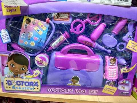 Набор юного доктора для девочек