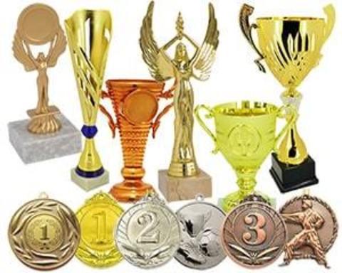 Купити нагородні спортивні медалі, кубки, статуетки