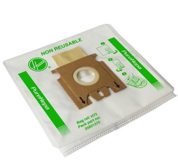Мешки для пылесосов Мешок для пылесоса H73 Pure HEPA
