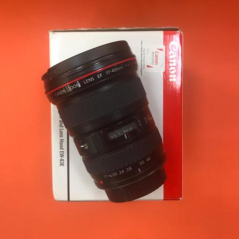Canon 17-40 f/4L USM комиссия
