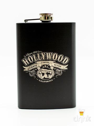Фляга «Hollywood», 260 мл