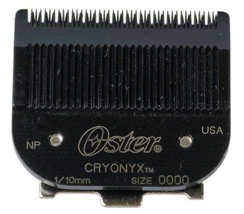 Нож сменный к машинке Oster 616-91 1/100 мм