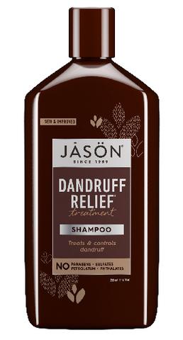 Терапевтический шампунь против перхоти, Jason
