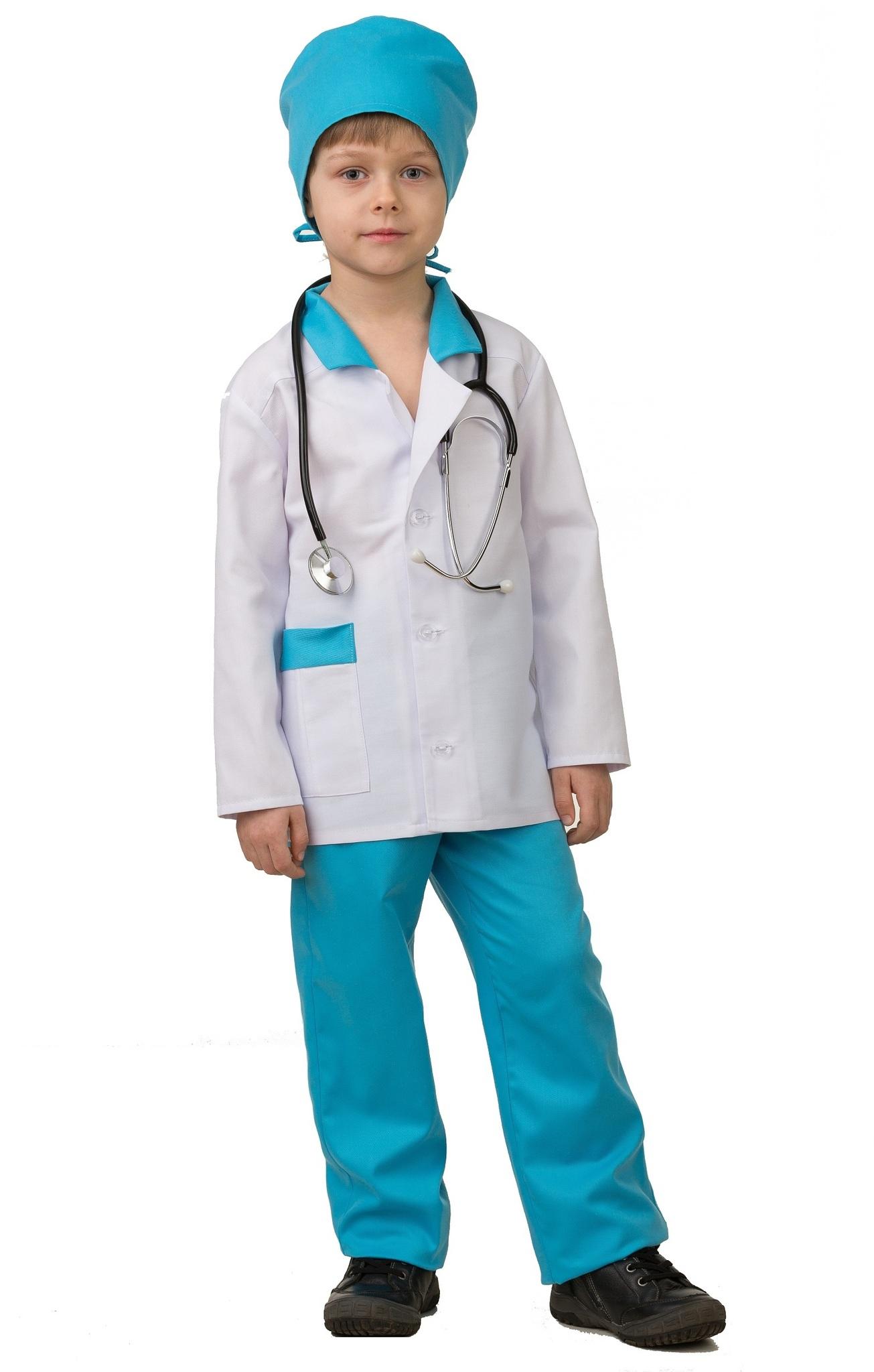 Картинки детей в костюме врача
