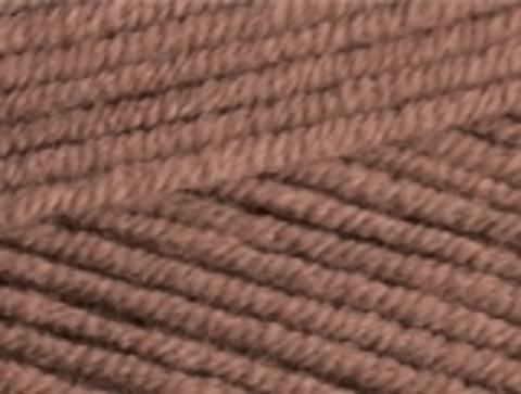 Cotton gold PLUS 493 коричневый Alize - пряжа, фото
