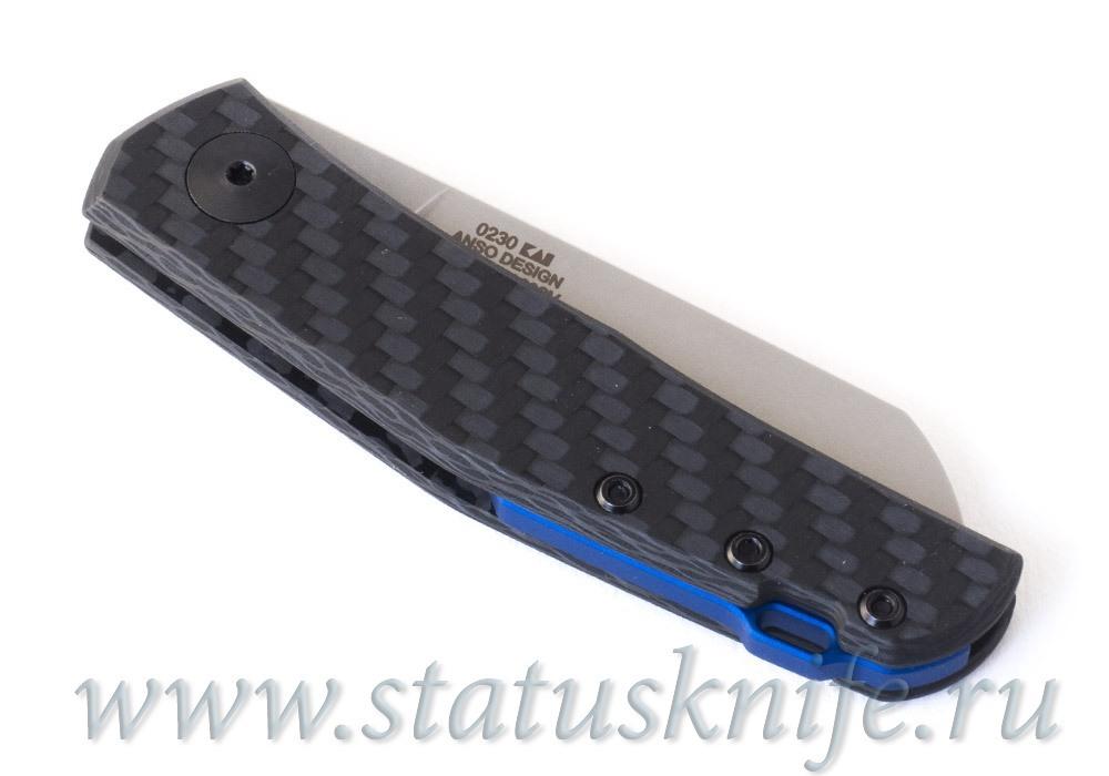 Нож Zero Tolerance 0230 ZT0230 slip-joint - фотография