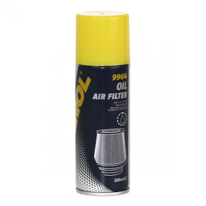 Mannol Air Filter Oil (200мл) – Масляная пропитка воздушного фильтра