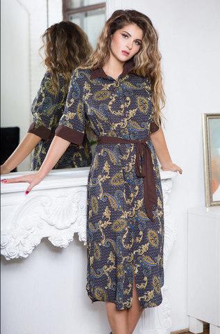 Женский халат  MIA- MIA Elania 16427