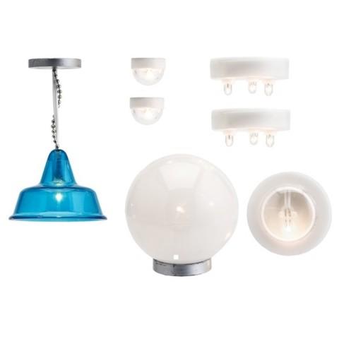 Освещение для домика Набор светильников