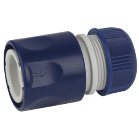 GAES20-04 Соединитель (коннектор) 1/2, пластик