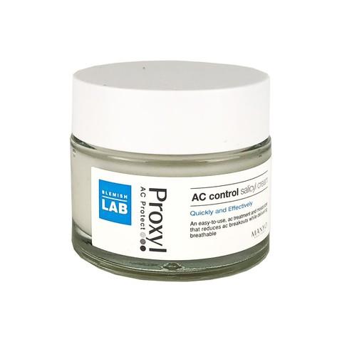 Салициловый Крем Для Проблемной Кожи MANYO FACTORY Blemish Lab Ac Control Salicyl Cream