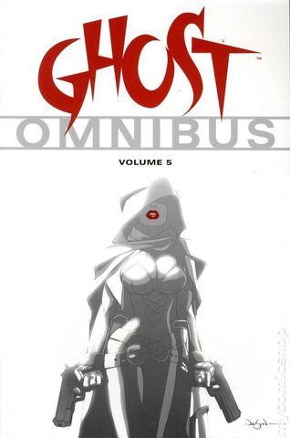 Ghost Omnibus TPB #5