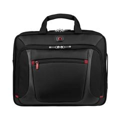 Портфель для ноутбука Wenger 15'', черный, 40x15x33 см, 9 л