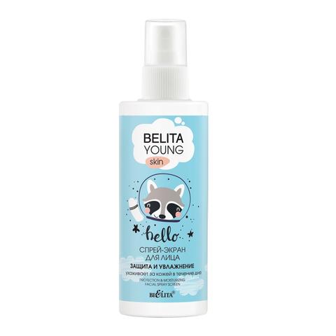Belita Young Skin Спрей-экран «Защита и увлажнение» для лица 115мл