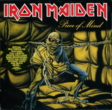 Iron Maiden / Piece Of Mind (CD)
