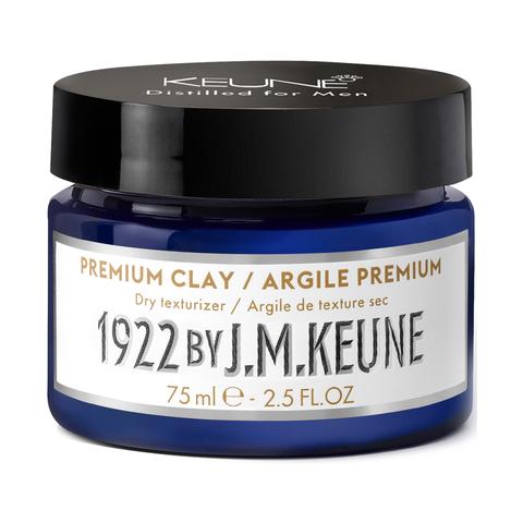1922 by J.M. Keune Премиум глина Premium Clay