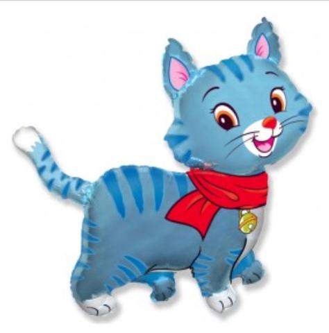 """Фольгированный шар """"Котёнок"""" #14921"""