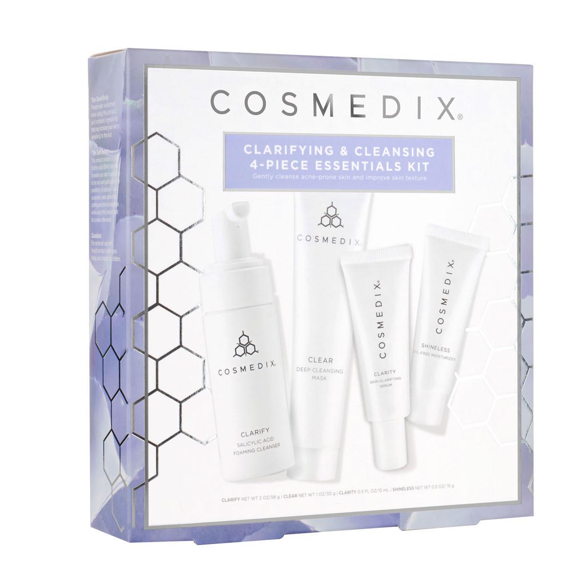 Набор Cosmedix Clarifying & Cleansing Kit