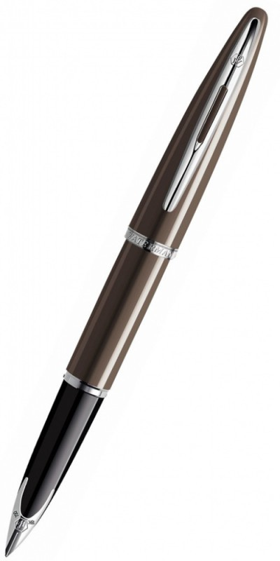 Waterman Carene Frosty Brown Lacquer ST (S0839700)