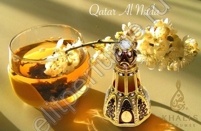 Qatar Al Nada Катар Аль Нада 20 мл арабские масляные духи от Халис Khalis Perfumes