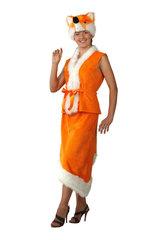Купить костюм Лисы для женщины - Магазин