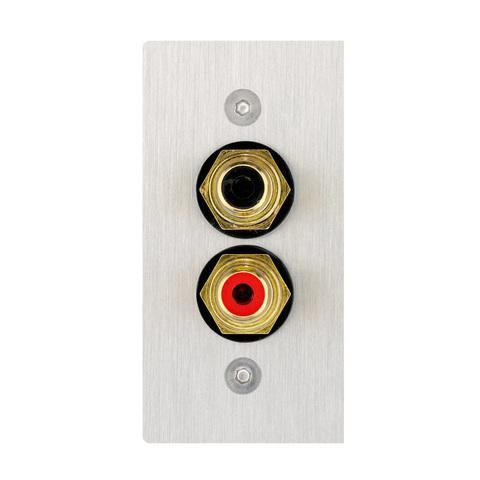 Inakustik Premium Audio Cable Terminal 56x28, 2 RCA, 00980085026