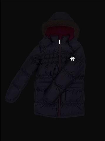 Куртка Premont Канада Флаппер пай WP91471 GREY