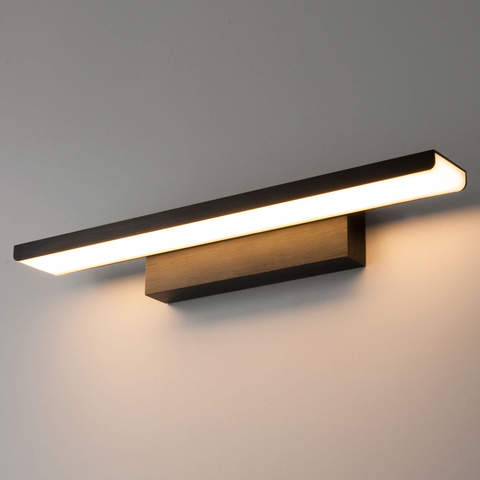 Sankara LED черная Настенный светодиодный светильник MRL LED 16W 1009 IP20