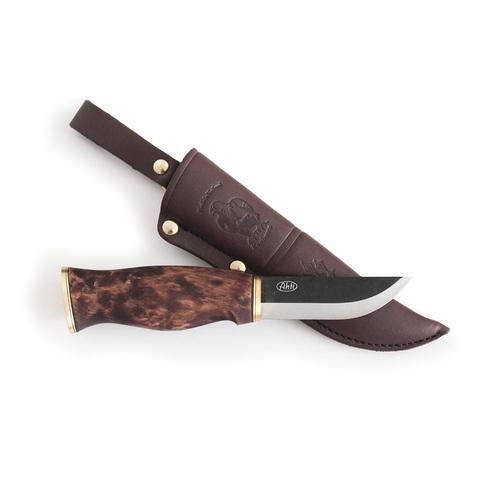 Нож с фиксированным клинком Ahti 9609 Puukko Leuku 9