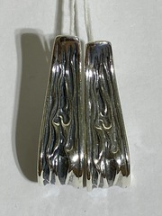 Калипсо (  серьги из серебра)