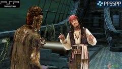 Disney Пираты Карибского Моря: На Краю Света (PSP, русская документация, б/у)