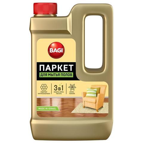 Средсво для мытья пола Bagi ПАРКЕТ 550 мл