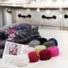 Набор для вязания роз в шарфе TAMARA