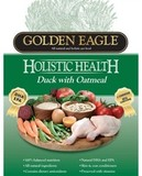 Golden Eagle Holistic Duck with Oatmeal Formula 22/13 Сухой корм для собак с Уткой и овсянкой 12 кг. (233131)
