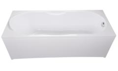 Ванна акриловая Bas Рио 150х70х54 стандарт, прямоугольная