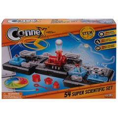 Набор научный Connex: 54 научных эксперимента. Электронный конструктор (38912: Amazing Toys)