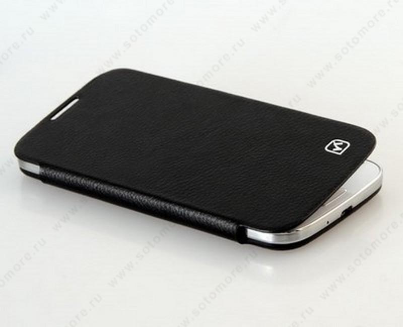 Чехол-книжка HOCO для Samsung Galaxy S4 i9500/ i9505 – HOCO Original series Classic Leather Case Black