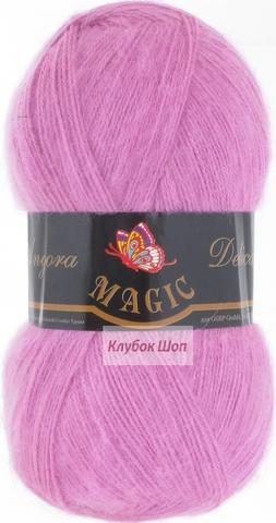 Пряжа Angora Delicate Magic 1119 Светлый цикламен - купить в интернет-магазине недорого klubokshop.ru