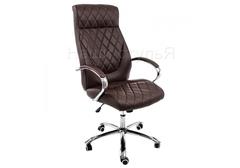 Компьютерное кресло Монте (Monte) темно-коричневое