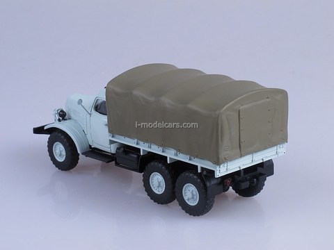 ZIL-157K board with awning white 1:43 AutoHistory