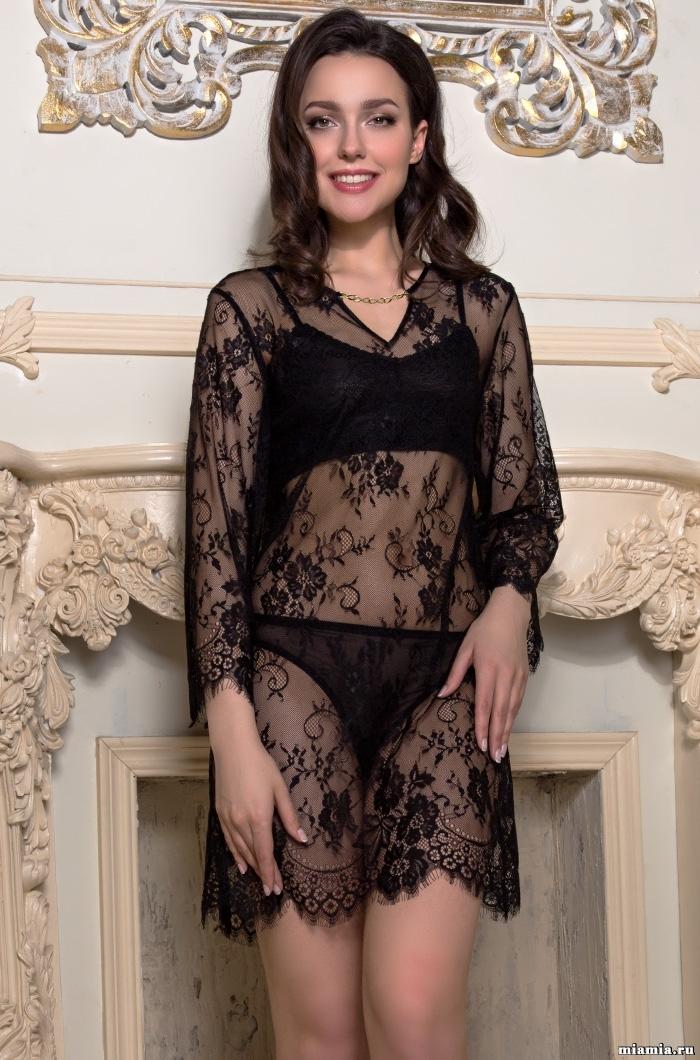 шелк искусственный Туника из кружева MIA-AMORE Шанель Fashion 2125 2125.jpg