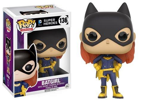 Фигурка Funko POP! Vinyl: DC: Batgirl 2016 10852