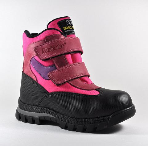 Зимние ботинки Minicolor арт. 2540-07