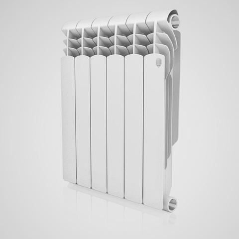 Радиатор биметаллический Royal Thermo Vittoria 500 - 8 секций