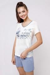 Комплект футболка/шорты:жен. МОДЕЛЬ 5