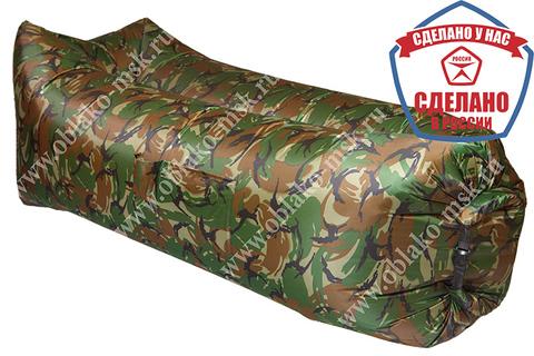 Надувной диван (Lamzac) Comfort Камуфляж