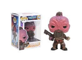 Фигурка Funko POP! Bobble: Marvel: Guardians O/T Galaxy 2: Taserface 12780