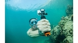 Поплавок SP POV Dive Buoy использование под водой